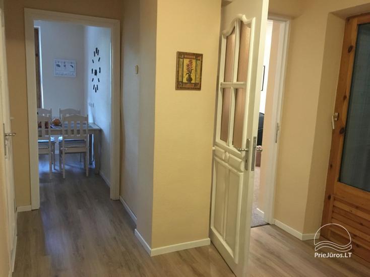 Zwei Zimmer Wohnung mit Terrasse in Kurische Nehrung - 14