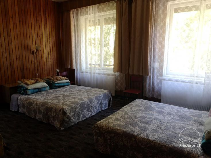 Kambarių ir namelio nuoma labai patogioje vietoje, 200m iki jūros! - 6