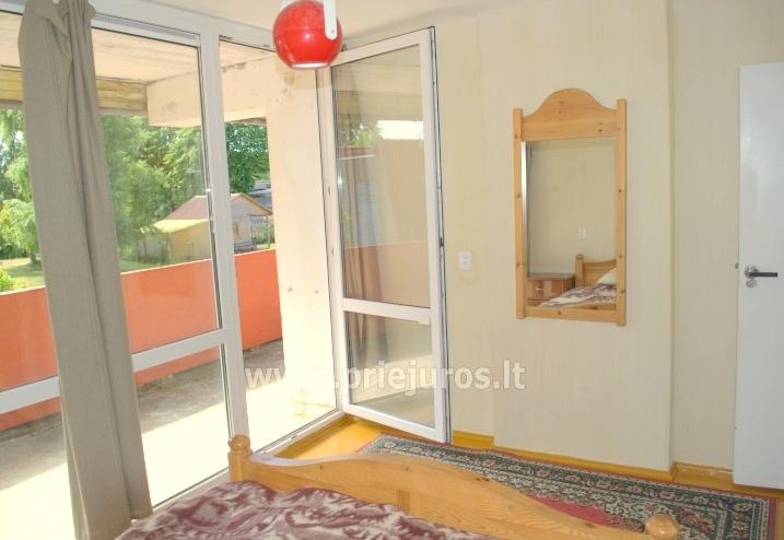 Rasthaus Aukuras: Zimmeren mit Balkon, Küche, allen Bequemlichkeiten - 3