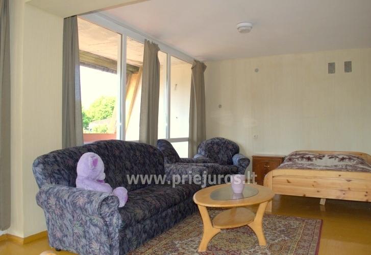 Rasthaus Aukuras: Zimmeren mit Balkon, Küche, allen Bequemlichkeiten - 4