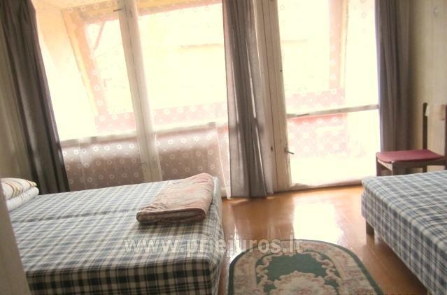 Rasthaus Aukuras: Zimmeren mit Balkon, Küche, allen Bequemlichkeiten - 9