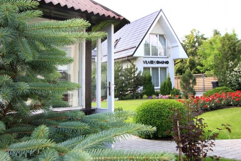 Rooms and apartments in Palanga in a guest house VILA DOMINO – 400 m to the sea, close to the center - 4