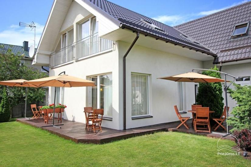 Rooms and apartments in Palanga in a guest house VILA DOMINO – 400 m too the sea, close to the center - 10