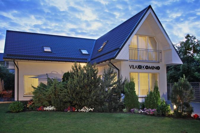 Kambariai ir apartamentai Palangoje, jaukiuose svečių namuose VILA DOMINO - 4