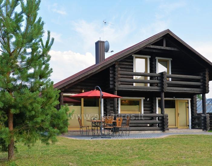 100 qm. Ferienblockhaus in Sventoji - 1
