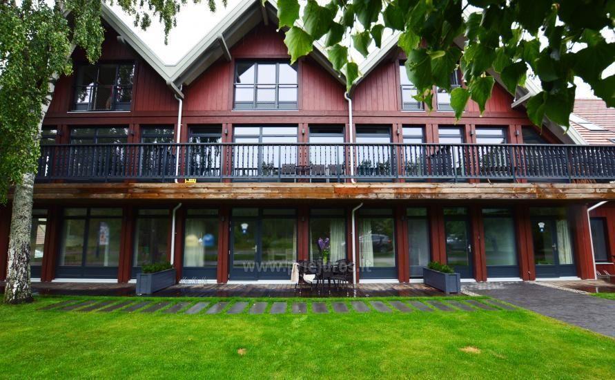 Viesu nams SMELYNAS - luksusa dzīvokļi Preilā - 4