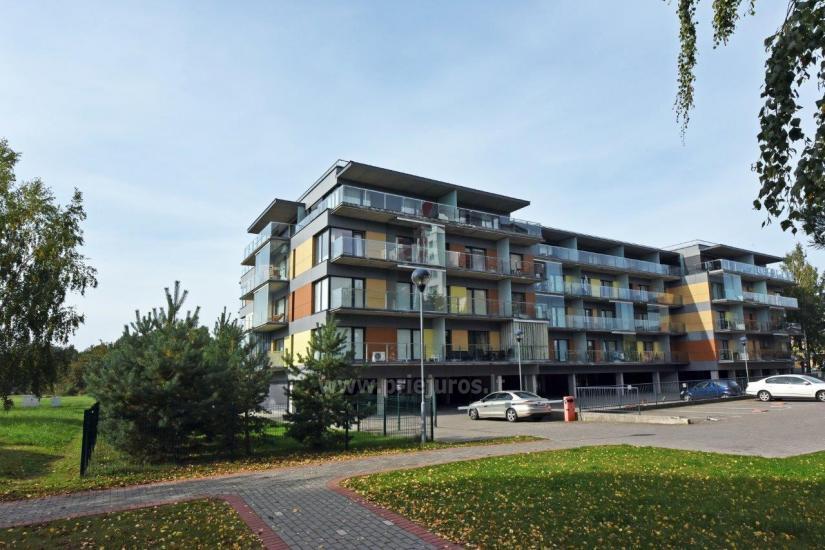 Apartamentų nuoma Palangoje, netoli jūros, Vanagupės gatvėje - 2