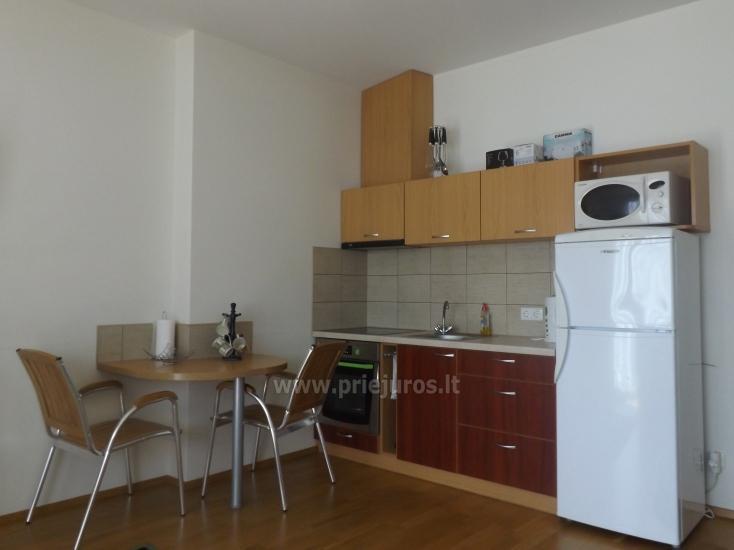 Apartamentų nuoma Palangoje, netoli jūros, Vanagupės gatvėje - 8