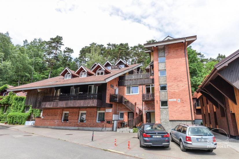Rooms, apartments in Juodkrante Pas Birute - 2