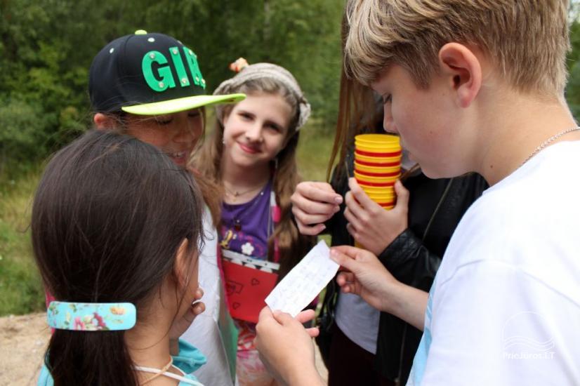 Angļu vasaras nometne par 6-17 gadu bērniem Narnia-2020 English OUTDOORS - 16