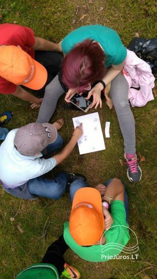 Angļu vasaras nometne par 6-17 gadu bērniem Narnia-2020 English OUTDOORS - 20