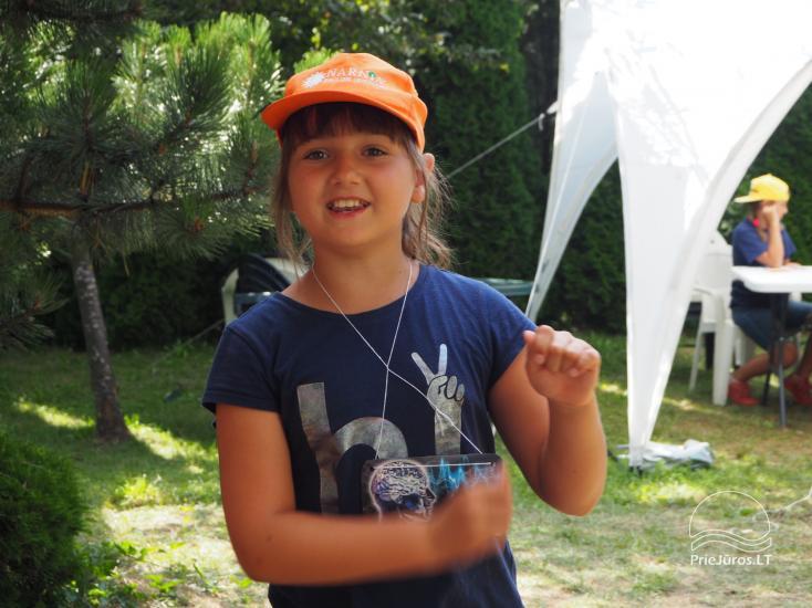 Angļu vasaras nometne par 6-17 gadu bērniem Narnia-2020 English OUTDOORS - 25