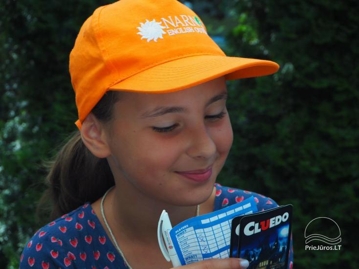 Angļu vasaras nometne par 6-17 gadu bērniem Narnia-2020 English OUTDOORS - 32