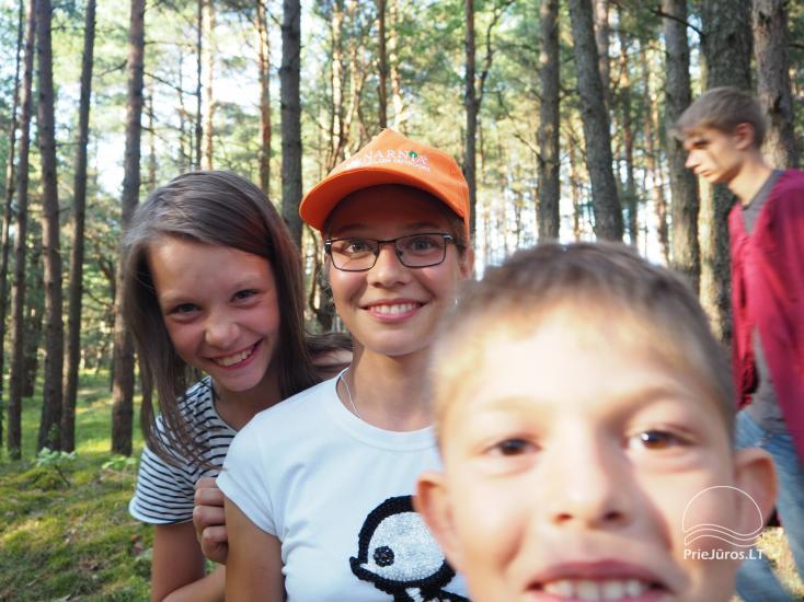 Angļu vasaras nometne par 6-17 gadu bērniem Narnia-2020 English OUTDOORS - 33