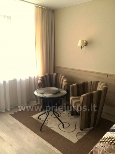 Two rooms apartment in Sventoji, 30 meters to the sea! - 4
