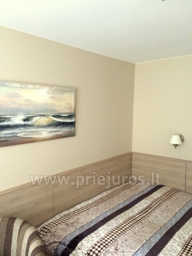 Two rooms apartment in Sventoji, 30 meters to the sea! - 8