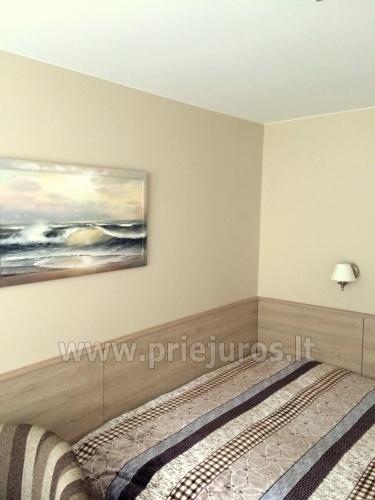 2 kambarių butas Šventojoje: didelė terasa, TIK 30m. iki jūros!! - 8