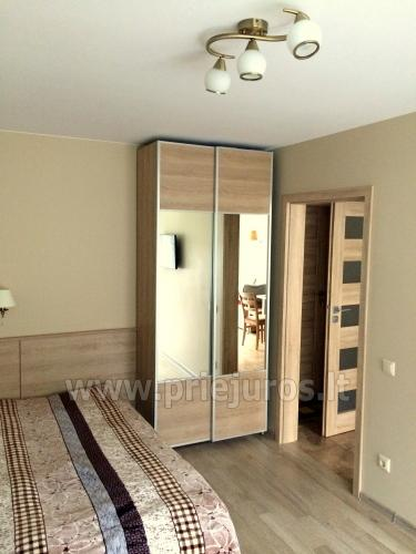 2 kambarių butas Šventojoje: didelė terasa, TIK 30m. iki jūros!! - 6