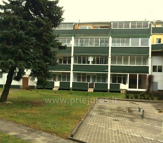 2 kambarių butas Šventojoje: didelė terasa, TIK 30m. iki jūros!! - 15