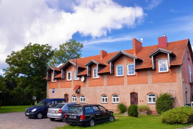 Rooms and holiday cottages at the sea Karkles kopos, Karkle, Klaipeda district