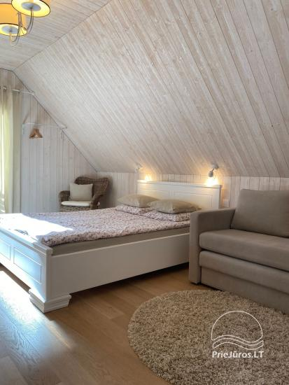 Well furnished cottages for rent in Palanga, 150 meters to the sea - 13