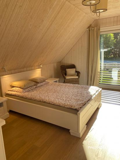Well furnished cottages for rent in Palanga, 150 meters to the sea - 14