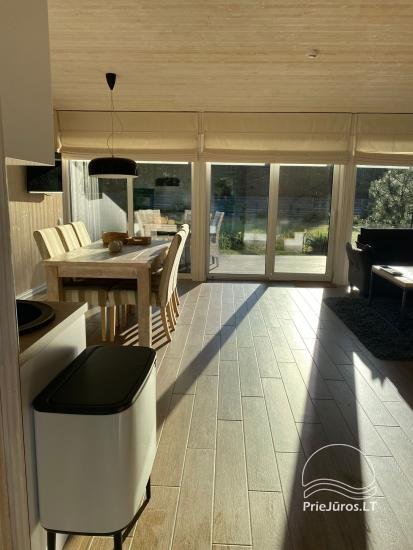 Well furnished cottages for rent in Palanga, 150 meters to the sea - 20
