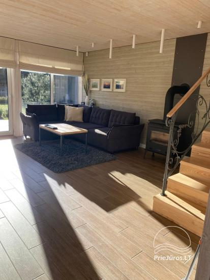 Well furnished cottages for rent in Palanga, 150 meters to the sea - 21