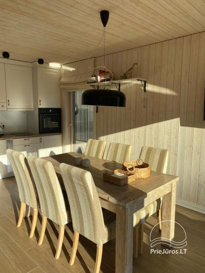 Well furnished cottages for rent in Palanga, 150 meters to the sea - 22