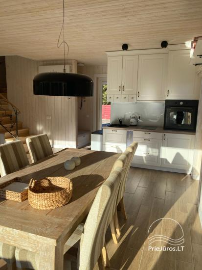 Well furnished cottages for rent in Palanga, 150 meters to the sea - 23