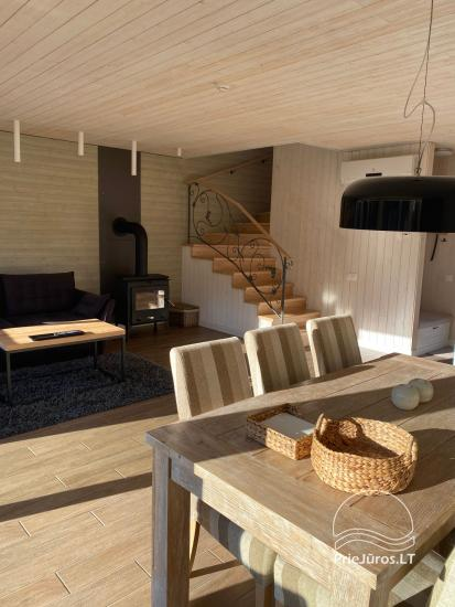Well furnished cottages for rent in Palanga, 150 meters to the sea - 24