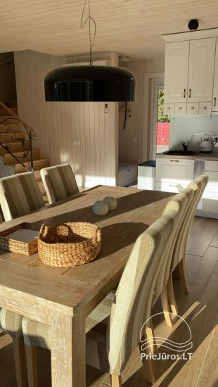Well furnished cottages for rent in Palanga, 150 meters to the sea - 25
