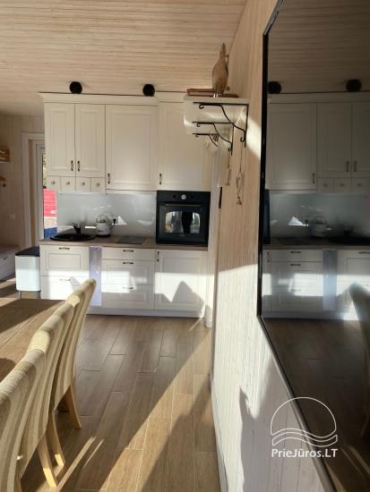 Well furnished cottages for rent in Palanga, 150 meters to the sea - 26