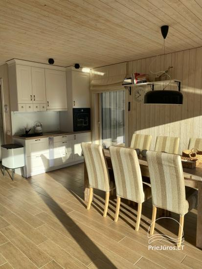Well furnished cottages for rent in Palanga, 150 meters to the sea - 8