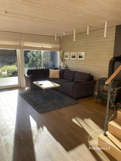 Well furnished cottages for rent in Palanga, 150 meters to the sea - 30