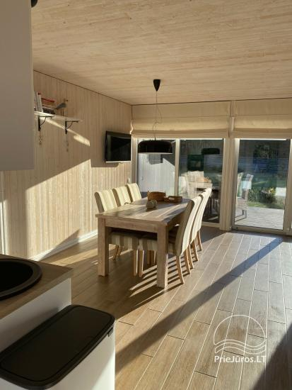 Well furnished cottages for rent in Palanga, 150 meters to the sea - 31