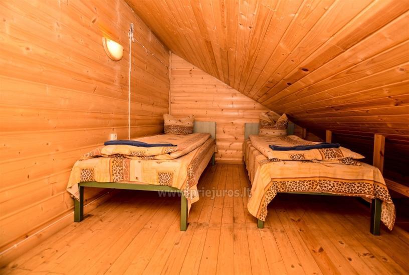 Hotel Beach: Unterkunft bis zu 60 Personen, WLAN, 300 m zum Meer - 4