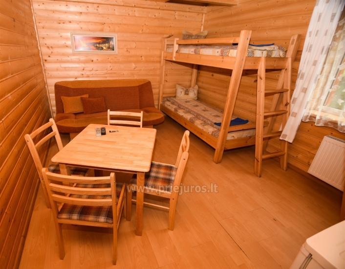 Hotel Beach: Unterkunft bis zu 60 Personen, WLAN, 300 m zum Meer - 3