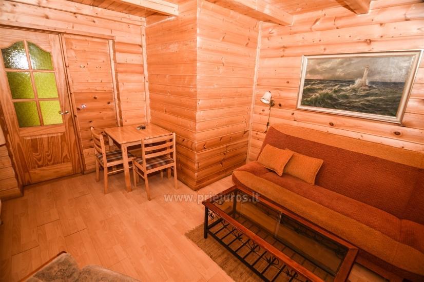 Hotel Beach: Unterkunft bis zu 60 Personen, WLAN, 300 m zum Meer - 2