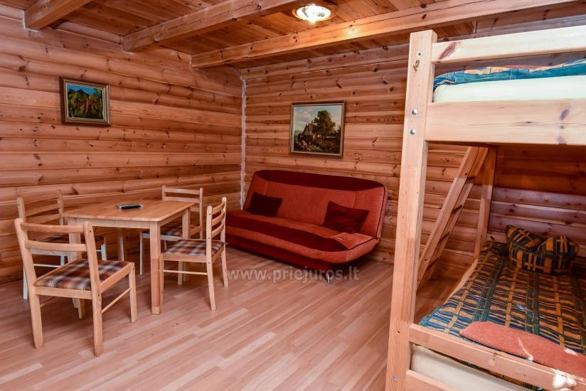 Hotel Beach: Unterkunft bis zu 60 Personen, WLAN, 300 m zum Meer - 19