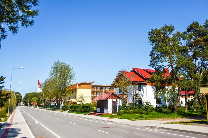 Apartamentų ir kambarių nuoma Šventojoje Jūros 23 - 4
