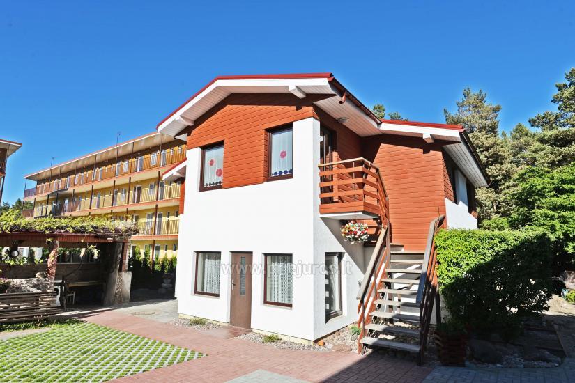 Apartamentų ir kambarių nuoma Šventojoje Jūros 23 - 6