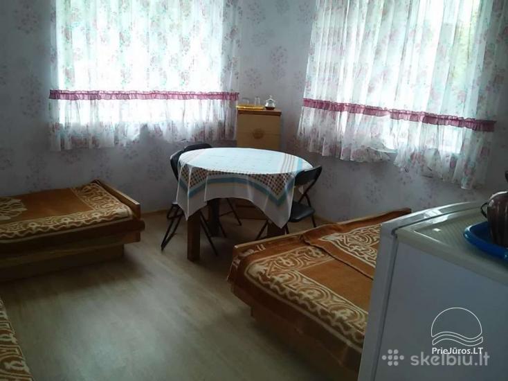 Kambarių nuoma Palangoje, patogiausioje miesto dalyje - 9