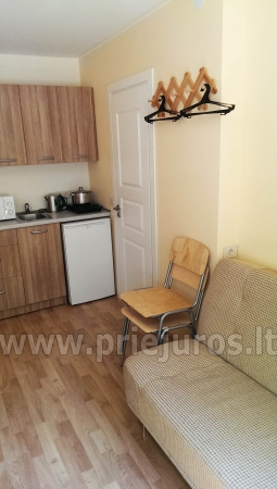 Newly furnished rooms for rent in Juodkrante, Wi-Fi - 6