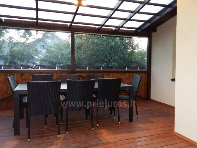 Holiday in Lithuania at the Baltic sea - cottage for rent - 3