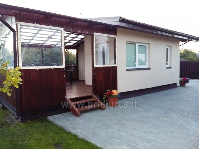 Holiday in Lithuania at the Baltic sea - cottage for rent - 2