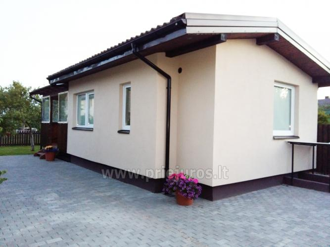Holiday in Lithuania at the Baltic sea - cottage for rent - 1