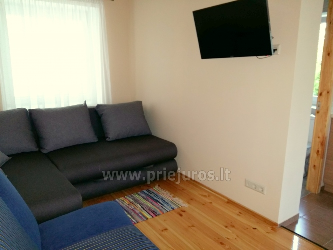 Holiday in Lithuania at the Baltic sea - cottage for rent - 5