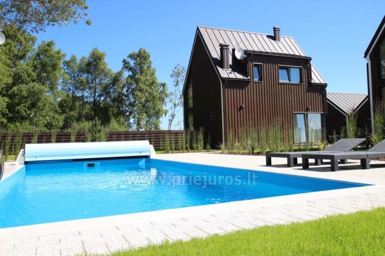 Luxuriöse Villa zur Miete in Palanga, nur 400 m vom Meer - 2