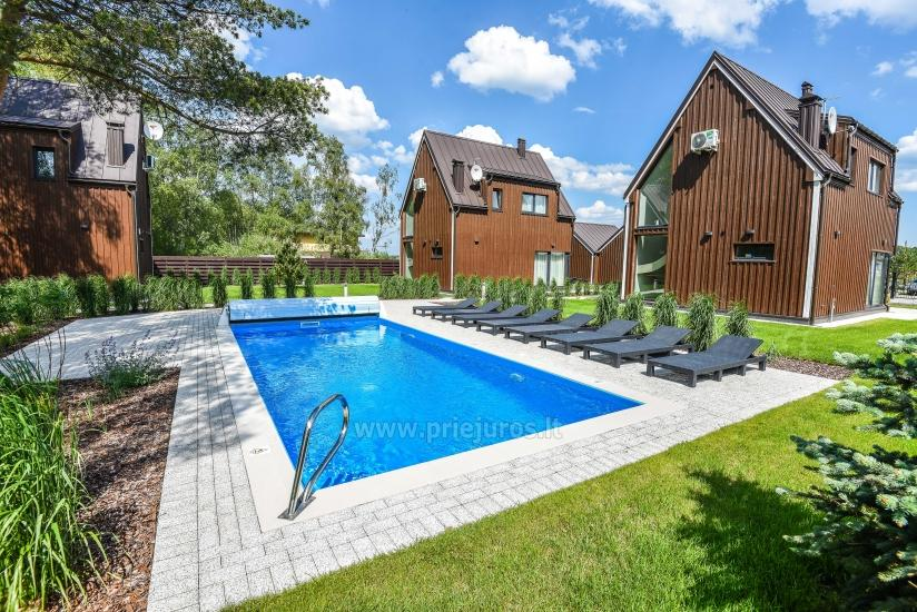 Luxurious villa for rent in Palanga, only 400m to the sea - 1